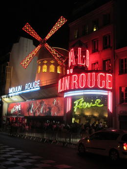 Photo de Paris Paris : dîner-spectacle au Moulin Rouge Moulin Rouge