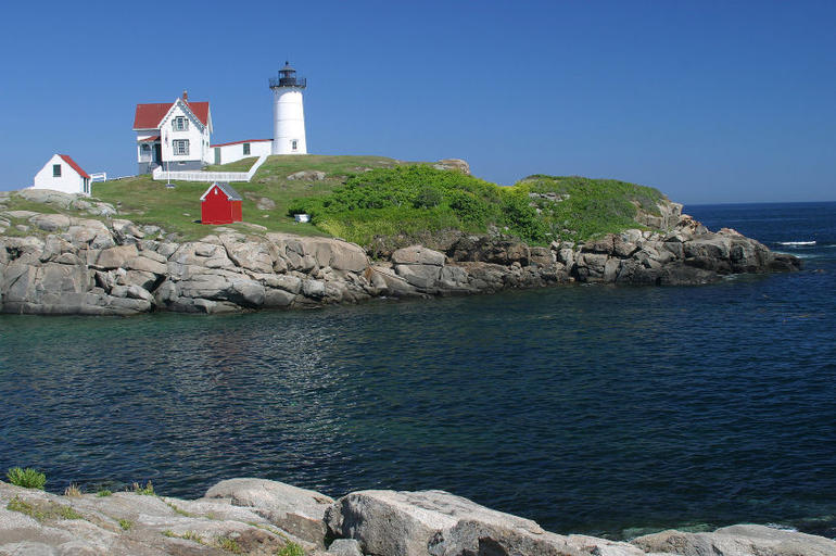 Nubble Light - Boston