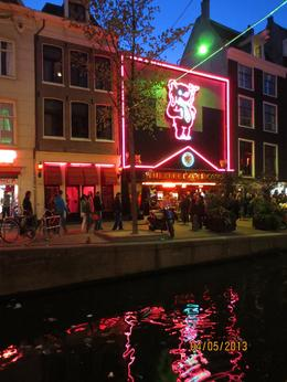 Photo of Amsterdam Amsterdam Red Light District Walking Tour One of the SX adult theater