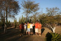 Photo of Los Cabos Los Cabos Canopy Tour Our Group