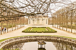 Photo of Paris Versailles Walking Tour with Optional Fountain Show Petit Trianon, Versailles