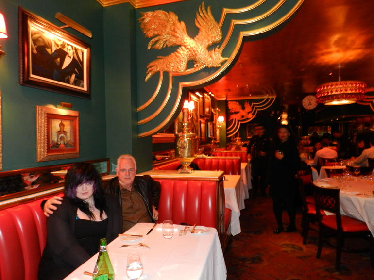 Russian tea room - New York City