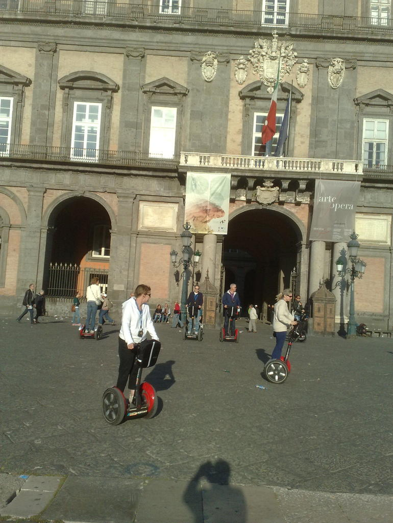 Segway tour in Naples - Naples
