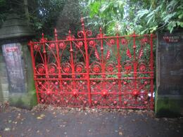 The gates of Strawberry Field, Valerie F - September 2009