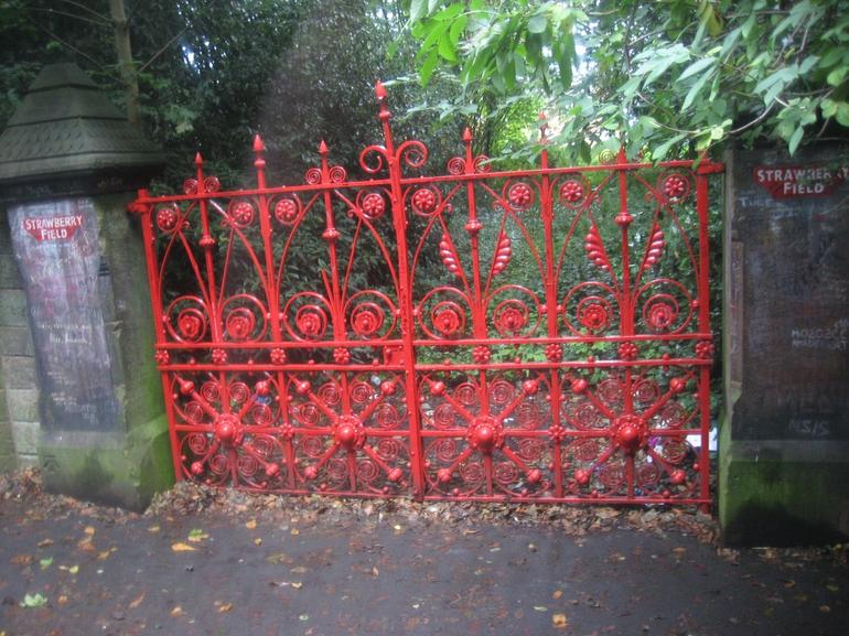 Strawberry Fields - London