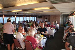 Photo of Las Vegas Lake Mead Dinner Cruise The 9 of us