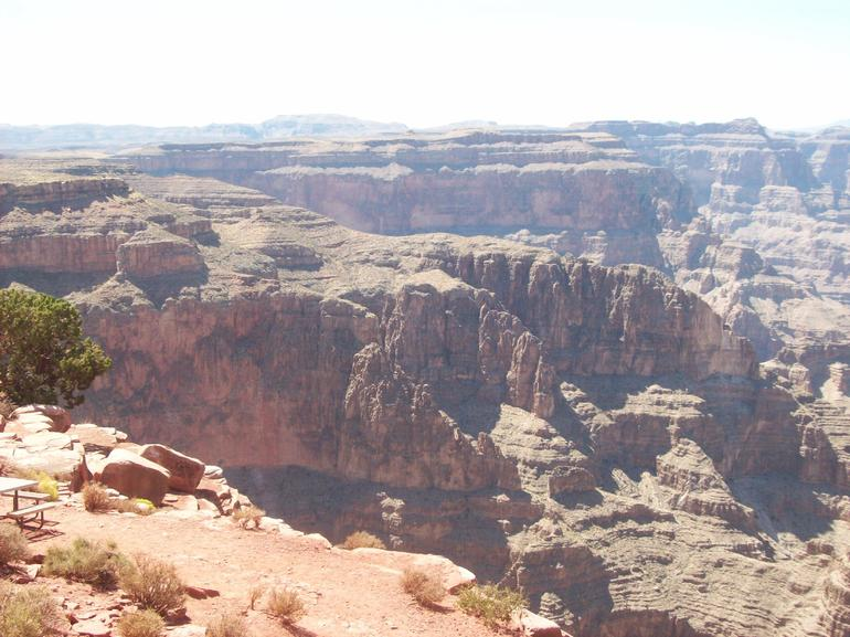 The West Rim of the Grand Canyon - Las Vegas