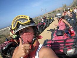 Photo of Los Cabos Los Cabos ATV Adventure Thumb Up!