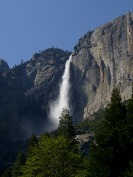 Photo of   Upper Yosemite Falls