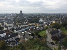 Photo of Dublin Kilkenny City and Glendalough Day Trip from Dublin View from atop the tower at St. Canice