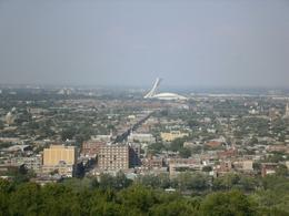 Expo '67 Stadium in the background. - August 2010