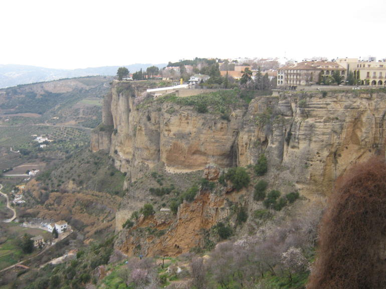 View from Ronda - Costa del Sol