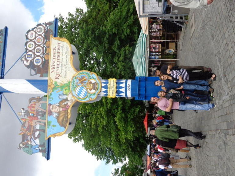 Bavarian Food Walking Tour
