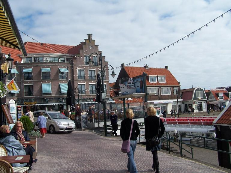 Volendam's sea side - Amsterdam