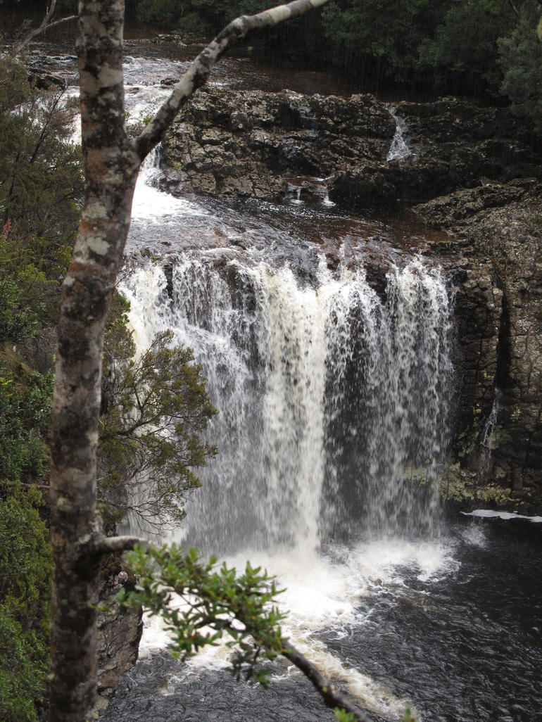 waterfall - Launceston