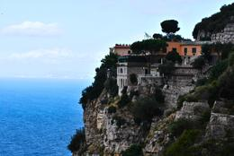 One of the areas we stopped at for photos; this was on the way to Sorrento, Michael K - September 2010