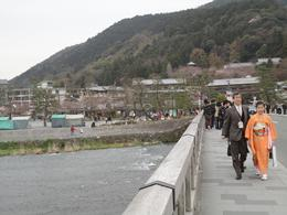 Photo of Kyoto Arashiyama and Sagano Morning Walking Tour Arashiyama