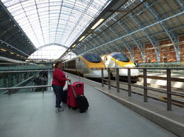 Photo of Paris Private Transfer: Gare du Nord Train Station (Eurostar Terminal) At London station