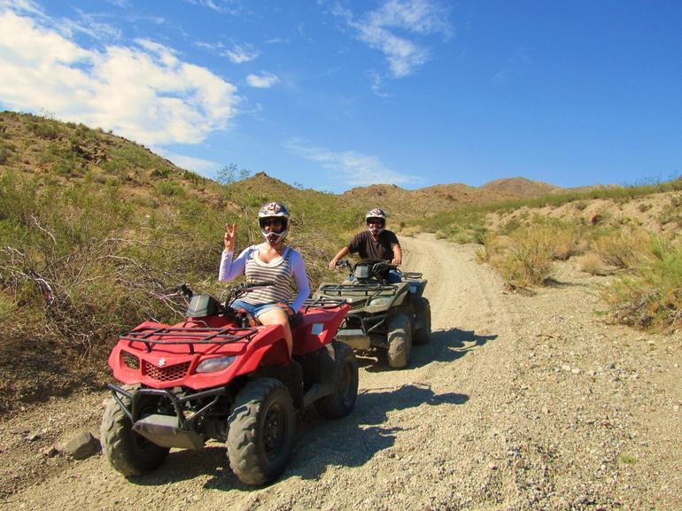 ATV Tour - Las Vegas