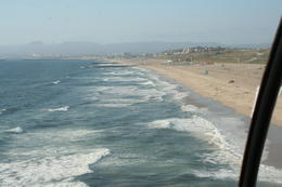 Photo of Los Angeles Best of Hollywood Helicopter Tour Beach