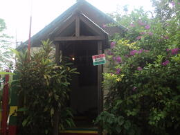 Photo of   bob marleys former home as child