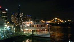 Photo of Brisbane Brisbane River Dinner Cruise Brisbane River Dinner Cruise