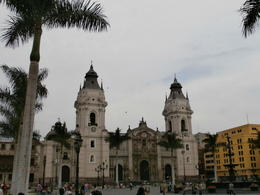 from the Plaza de Armas , Cruiser Craig - February 2013