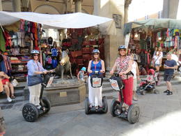 Photo of Florence Florence Segway Tour CIMG0187