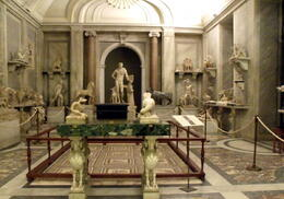 Photo of Rome Skip the Line: Vatican Museums, Sistine Chapel and St Peter's Basilica Half-Day Walking Tour classic art