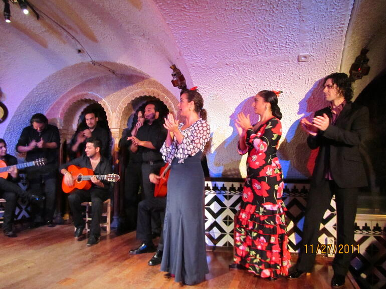Flamenco Night at Tablao Cordobes 1 - Barcelona