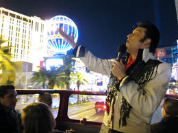 On the Double-Decker Bus of the Stars, Jeff - February 2012