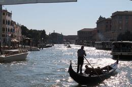 Photo of Venice Venice Walking Tour and Gondola Ride Gondola on Grand Canal