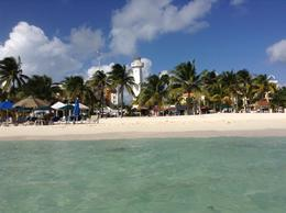 Photo of Cancun Sightseeing, Snorkeling and Dancing Catamaran Cruise from Cancun Isla de Mujeres