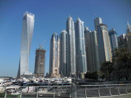 Photo of Dubai Private Tour: Dubai City Half-Day Sightseeing Tour Marina Precinct