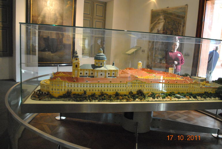 Miniture of Melk Abbey - Vienna