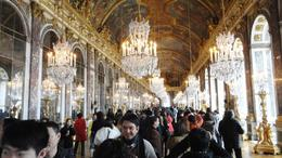 Photo of Paris Versailles Independent Day Trip from Paris Mirror room