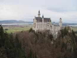 Photo of Munich Royal Castles of Neuschwanstein and Linderhof Day Tour from Munich Neuswanstein castle