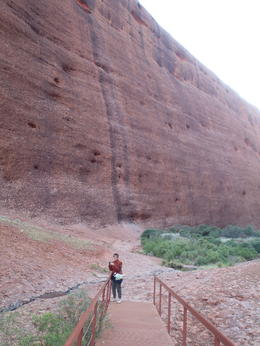 Photo of Ayers Rock Sunrise Kata Tjuta Small Group Tour PA170309