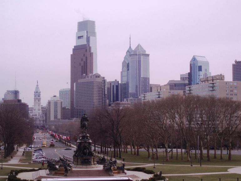 Philedelphia - New York City