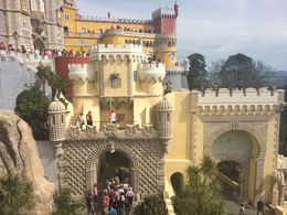 Photo of Lisbon Sintra and Cascais Small-Group Day Trip from Lisbon Port