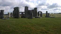 It was a lovely day in Stonehenge , Lori H - April 2012