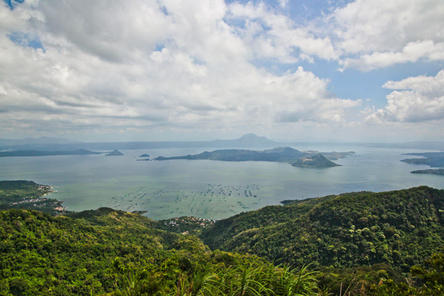 Tour in tagaytay