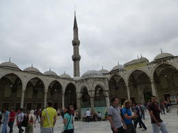 Photo of   The beauty of the Blue Mosque