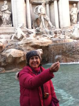 Just making a wish to return to Rome soon , lidia D - February 2013