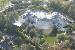 Photo of Los Angeles Best of Hollywood Helicopter Tour Aaron Spelling's mansion