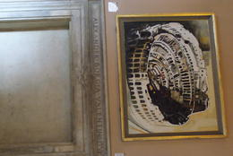 Photo of Rome Papal Audience Ticket at Vatican City Alexander Borgia's room
