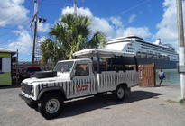 Photo of Antigua and Barbuda Island Safari 4x4 Discovery Tour from St John's