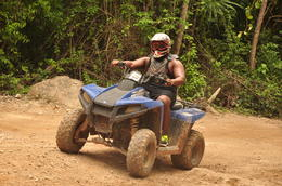 Photo of   ATVing in the Mexican Rainforest