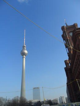 Photo of Berlin Berlin Supersaver: Hop-on Hop-off City Tour and Skip the Line Entry to TV Tower BERLIN FEB 2011 480