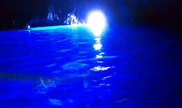 inside Blue Grotto , Ferd - June 2011
